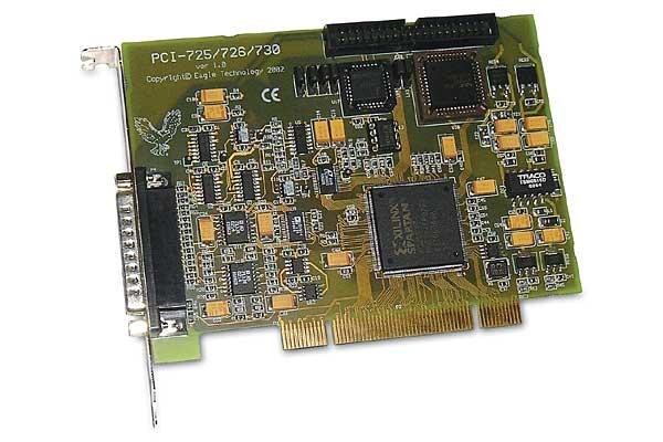 PCI-730E/726E/725E