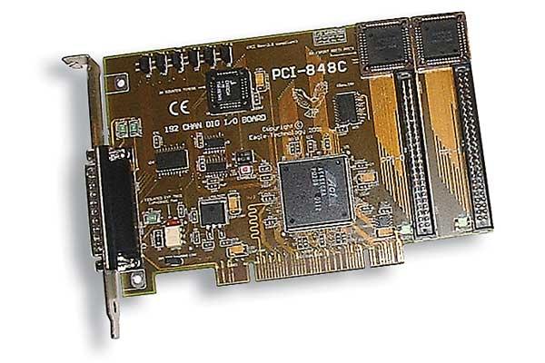 PCI-848A/C